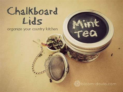diy chalkboard lids 1000 images about farmhouse on