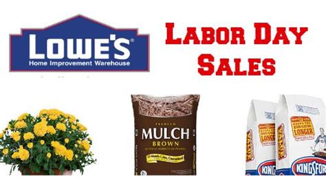 lowes labor day sale 1 mums 75 off patio sets southern savers