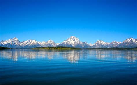 wallpaper jenny lake grand teton national park hd