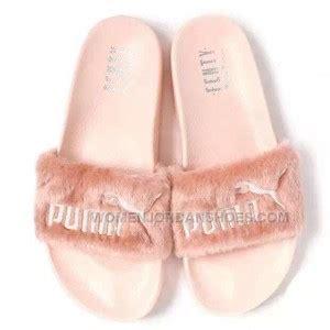 Fenty By Rihanna Size 37 40 1 fur slide by fenty s sandals pink price 55 00