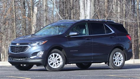 chevy equinox diesel review   distance