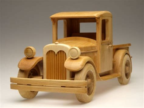 wooden toy truck plans  woodworking projects plans