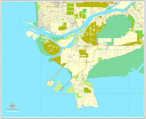 map of us and canada vancouver vancouver exact map v 3 08 printable city plan map in 4