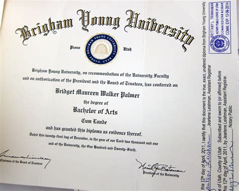 Bs Mba Meaning by Bridget Of Arabia Diploma Equalization Certificate Of