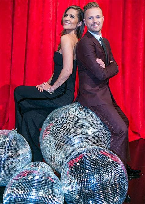 whats wrong with giuliana rancic dace rte exclusively reveal the first dancing with the stars