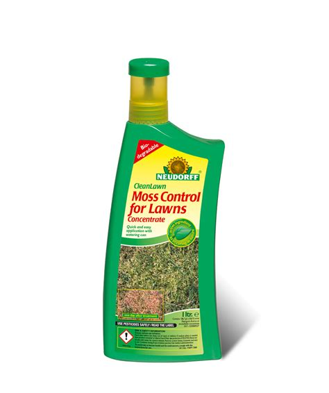 repellent for lawn neudorff cleanlawn moss for lawns concentrate