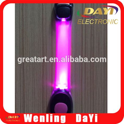 safety lights for runners at night new arm led safety lights for runners running led band at