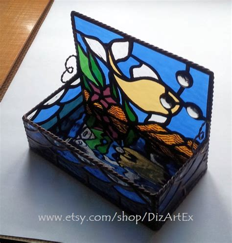 stained glass home decor request a custom order and have something made just for you