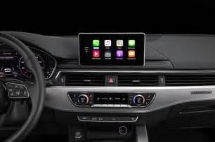 Audi Quattro Dashboard 2017 Audi A4 2 0t Tfsi Quattro Review