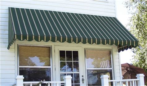 Cloth Awnings For Windows by 4300 Fabric Window Awnings Overhead Door