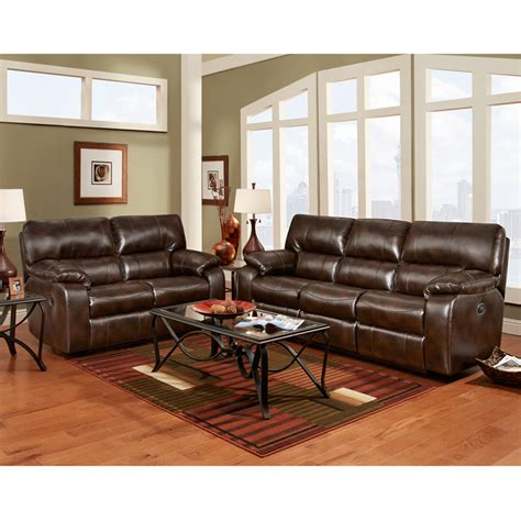 leather livingroom set exceptional designs reclining living room set in
