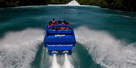 small boat tours new zealand adventure jet boats international fundable