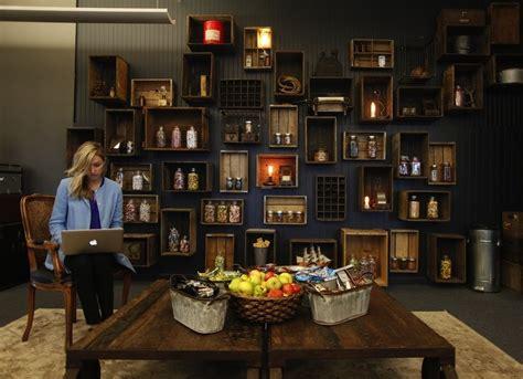 Creative Ideas For Office Diy Wall Shelves Home Office Ideas 9 Tips From Creative Companies Bob Vila
