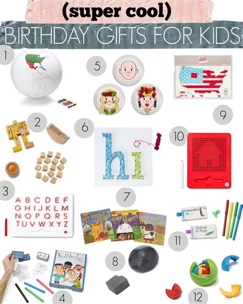 gifts for toddlers cool birthday gifts for the motherchic