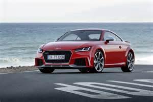 Audi Louisiana Audi Tt Rs 2016 5 Cylindres Et 400 Ch Pour La Nouvelle