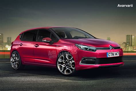 2020 New Citroen C4 by Citroen C4 Hatchback Set To Return Auto Express