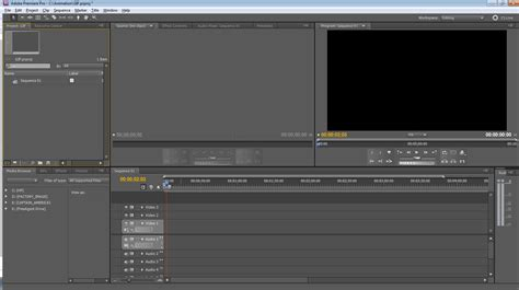 Adobe Premiere Pro Make Video Fit Screen | animated gif tutorial part 2a bccmee s richard