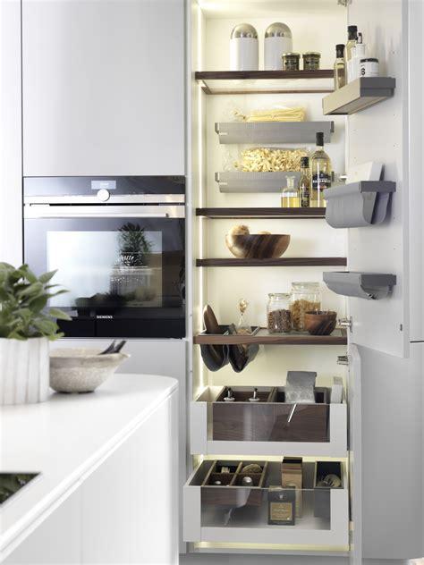 armadi cucine cuisine bois moderne un design moderne avec loft snaidero