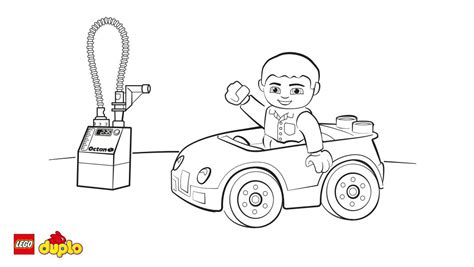 coloring pages of lego cars lego 174 duplo 174 car colouring page coloring page lego