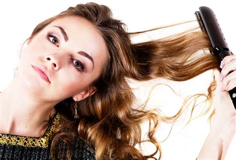 cara catok rambut agar tidak mengembang cara menggunakan catok yang benar untuk perawatan rambut