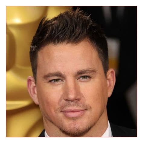 new style haircuts for men plus channing tatum haircut and