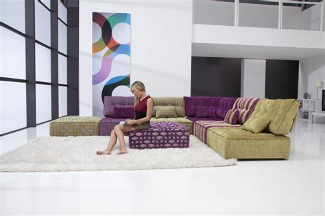 stylish sofas and chairs arianne modern modular sectional sofa fama sofas