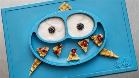 Ezpz Happy Mat Blue ezpz happy mats bowls on sharktank the product promoter