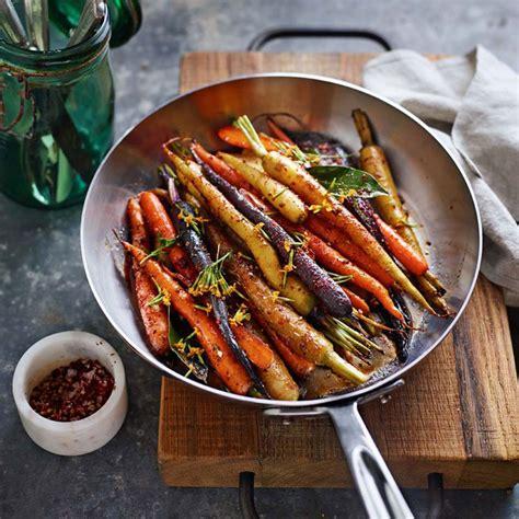 Spiced Roasted Carrots   Williams Sonoma Taste
