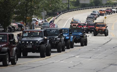 Jeep Events In Bantam Jeep Heritage Festival 2016 Butler Pa Jeepfan