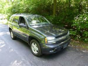 sell used 2003 chevy trailblazer 4x4 in lakes