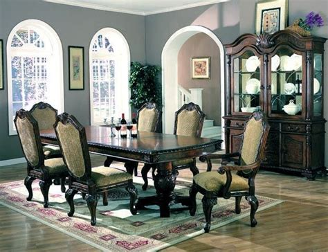 coaster dining room sets coaster furniture saint charles dining room set the