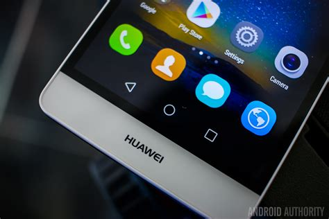 themes für huawei p8 lite huawei p8 lite hands on and first impressions