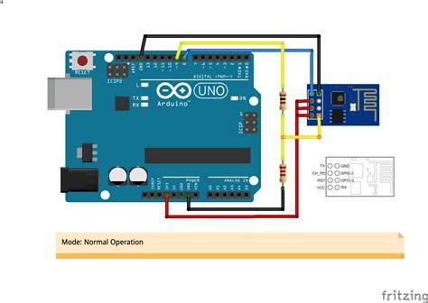 esp8266 tutorial arduino uno c connect esp8266 01 to wifi network with arduino uno