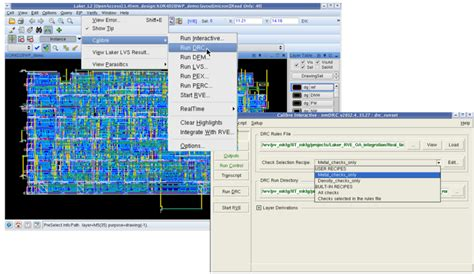 layout tool laker synopsys mentor graphics