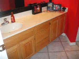 reclaim paint kitchen cabinets bathroom cabinets reveal using reclaim paint decorate my