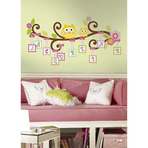 letter wall decals for rooms myuala