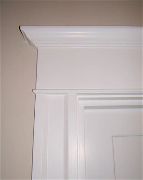 Tar Paper Crane A Remodeling Blog Trim Out Interior Interior Door Trim Styles