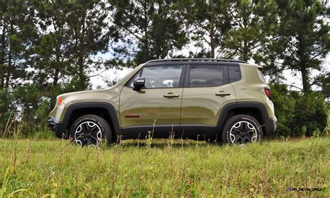 2015 Jeep Renegade Trailhawk Review 2016 Jeep Renegade Trailhawk Review