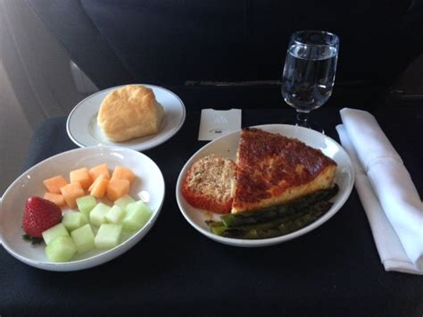 cuisine domactis a delicious breakfast on airlines live and let