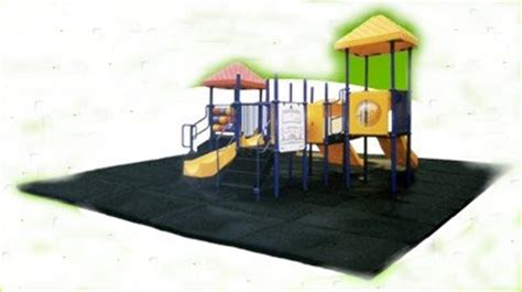 mat for under swing set dynacushion play mats