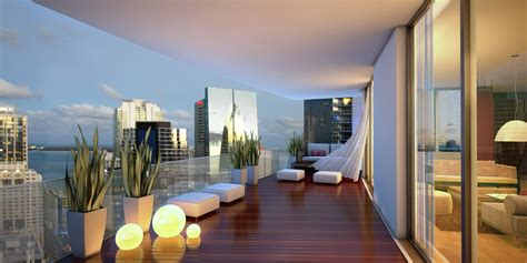 Appartments In Miami by 1100 Millecento New Luxury Apartments In Miami