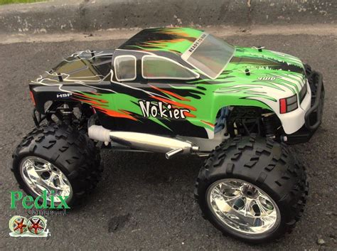 videos de monster truck 4x4 automodelo 1 8 hsp monster truck 4x4 motor 21 nitro 2