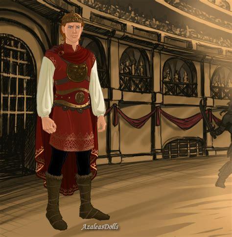 Tor Blade Box Random Karakter fairytale series rumplestitskin the king by