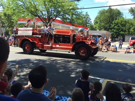 new year parade chatham chatham july 4th parade 2016 model a ford club of new jersey