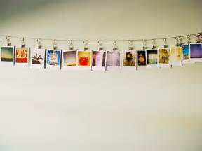 Polaroid wall ideas tumblr polaroid light ideas polaroid wall ideas