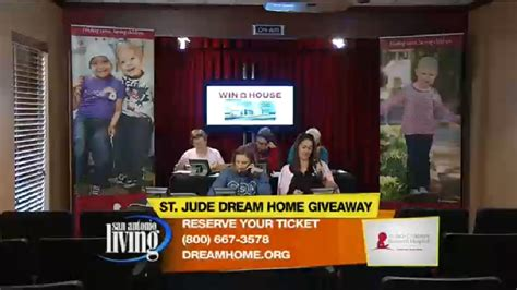 St Judes Home Giveaway - st jude home giveaway woai