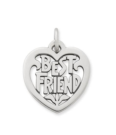 James Avery Gift Card - james avery best friend heart charm dillards