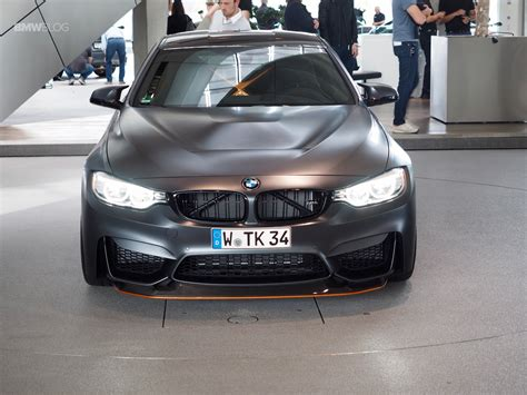 Happy Hour Bmw by 45 Bmw M4 Gts 33 000 Hp Delivered At Bmw Welt Today