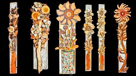 fiori mosaico logi floreali