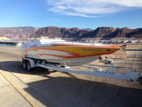 boats for sale boulder county 2005 25 foot warlock speed boat power boat for sale in